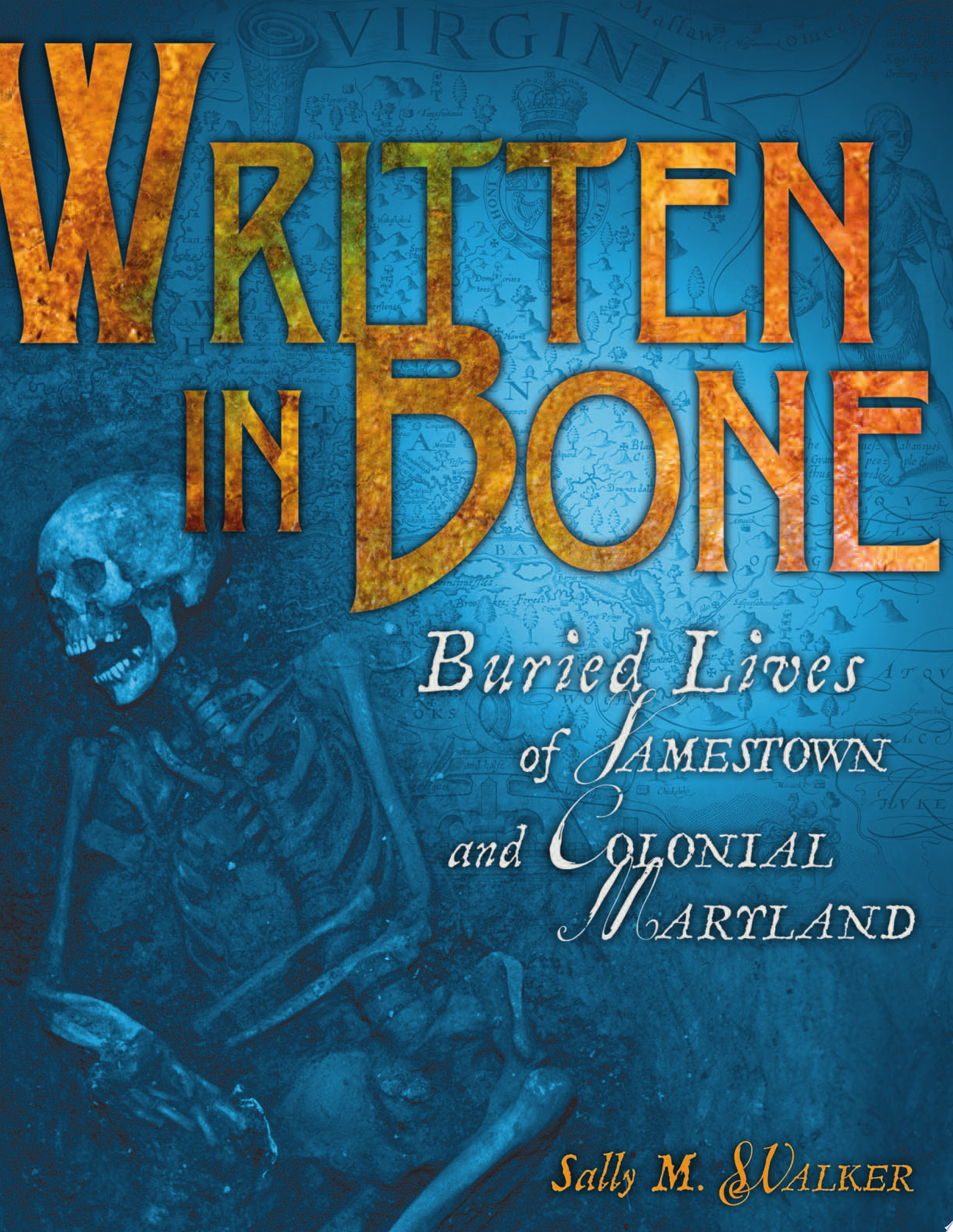 "Image for ""Written in Bone"""